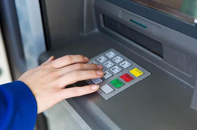 Rýchly výber hotovosti na pošte