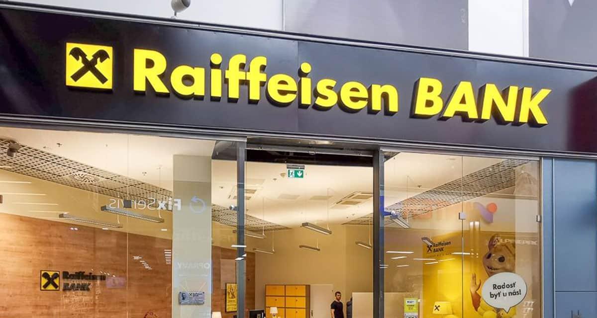 Raiffeisen pôžička