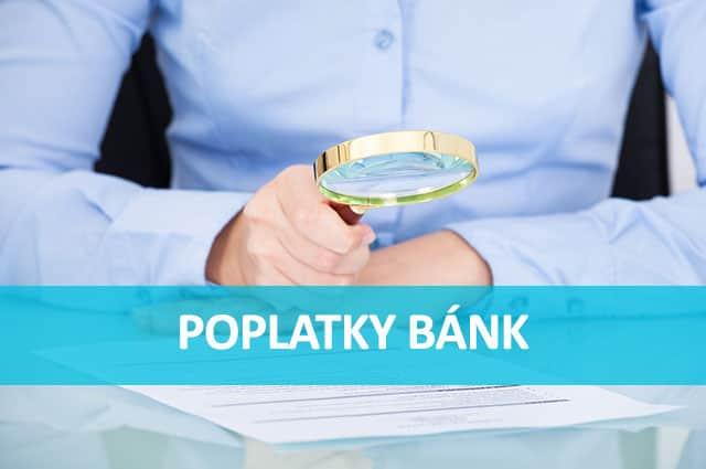 Ako často menia banky poplatky?  Pozreli sme sa na 18 bánk.