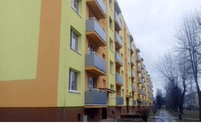 PSS nájomný bytový dom