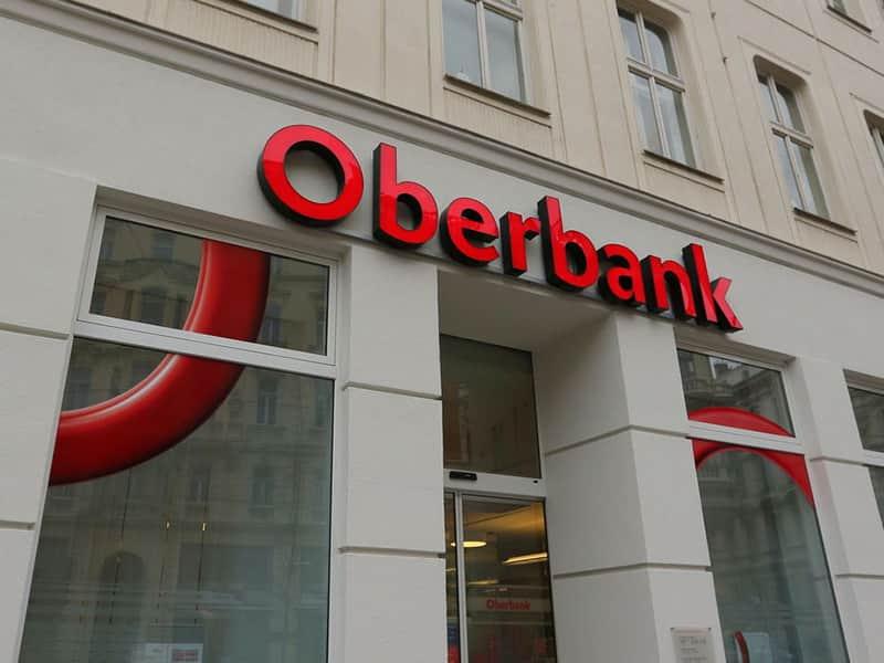 Oberbank mení sadzobník poplatkov k 1.1.2019