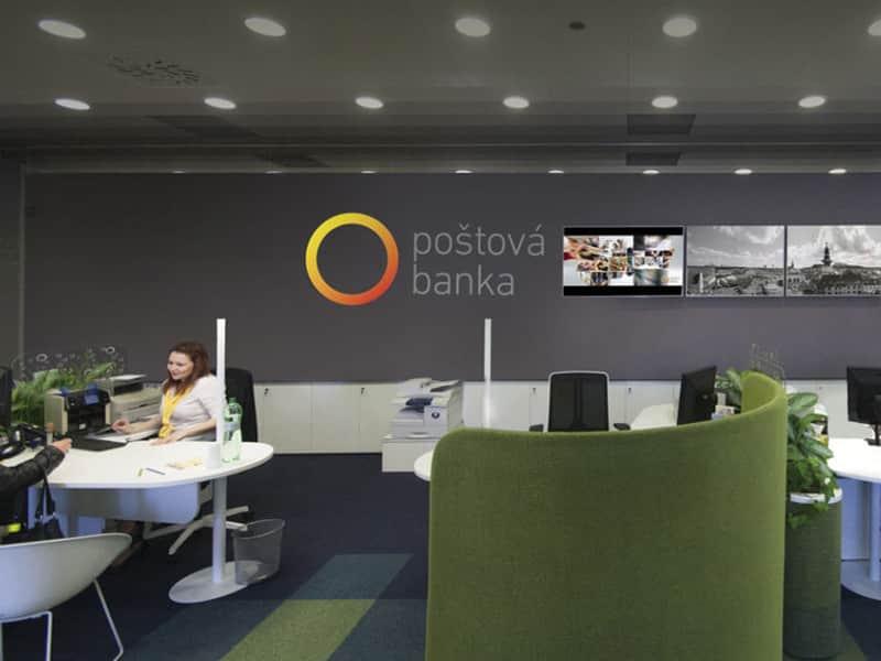 Poštová banka mení sadzobník poplatkov k 1.11.2019