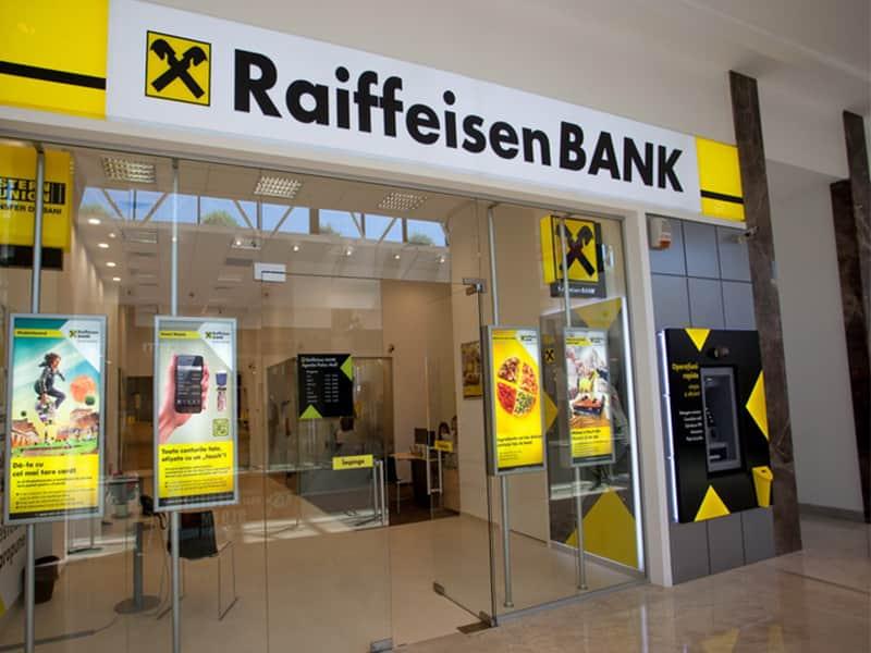 Raiffeisen Bank mení sadzobník poplatkov k 8.3.2019